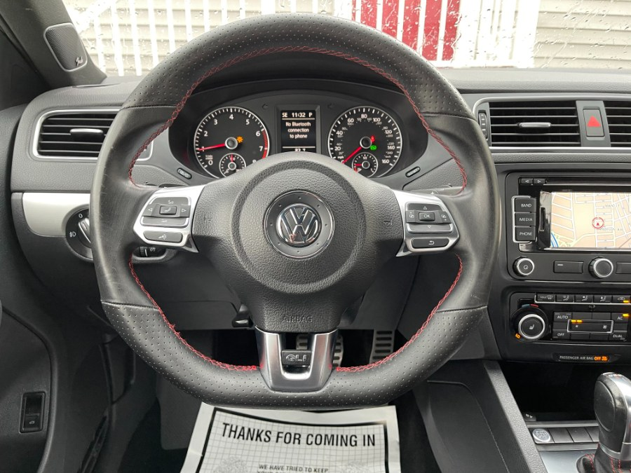 Used Volkswagen GLI 4dr Sdn DSG Autobahn PZEV 2012 | DZ Automall. Paterson, New Jersey