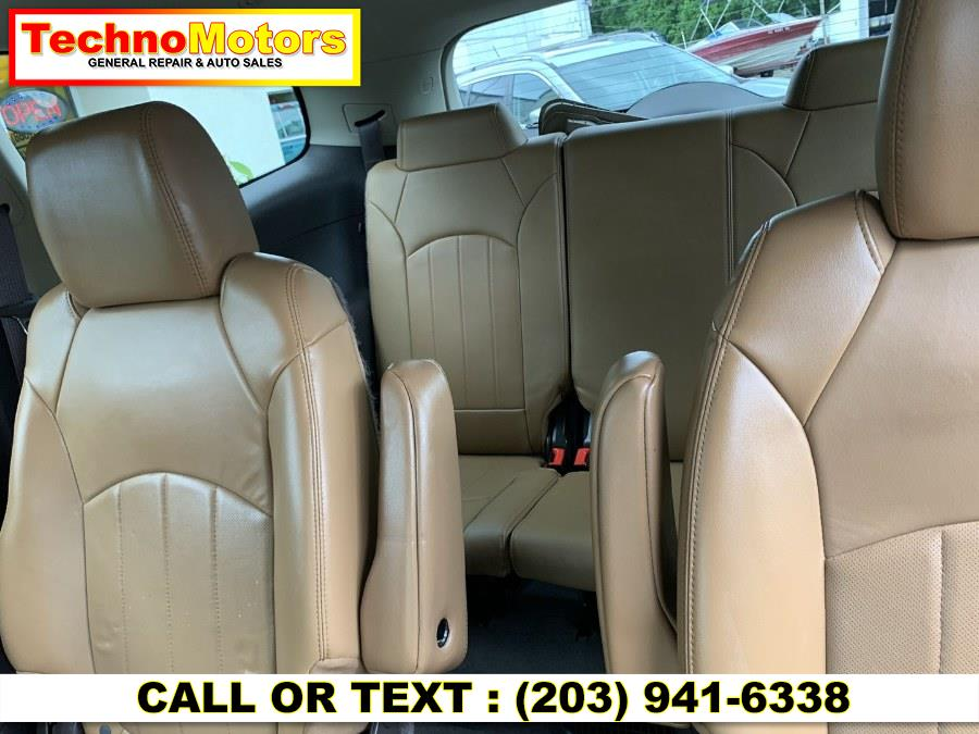 Used Buick Enclave AWD 4dr Leather 2015 | Techno Motors . Danbury , Connecticut