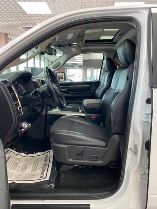 "Used Ram 1500 Sport 4x4 Crew Cab 5''7"" Box *Ltd Avail* 2018   POWER MOTORS EAST. Massapequa Park, New York"