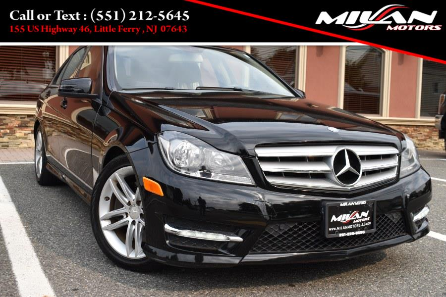 Used Mercedes-Benz C-Class 4dr Sdn C 300 Sport 4MATIC 2013   Milan Motors. Little Ferry , New Jersey