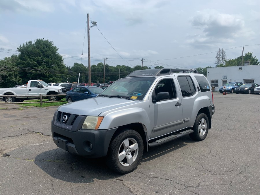 Used Nissan Xterra 4dr Off Road 4WD V6 Auto 2005   CT Car Co LLC. East Windsor, Connecticut