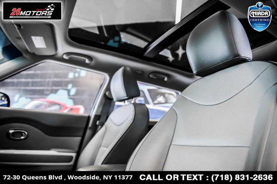 Used Kia Soul EV EV+ Auto 2017   26 Motors Queens. Woodside, New York
