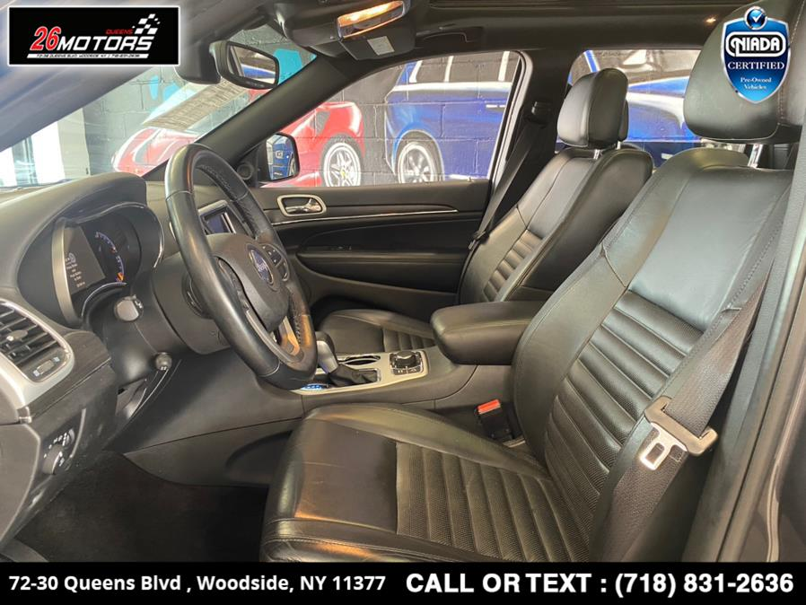 Used Jeep Grand Cherokee Sterling Edition 4x4 *Ltd Avail* 2018 | 26 Motors Queens. Woodside, New York