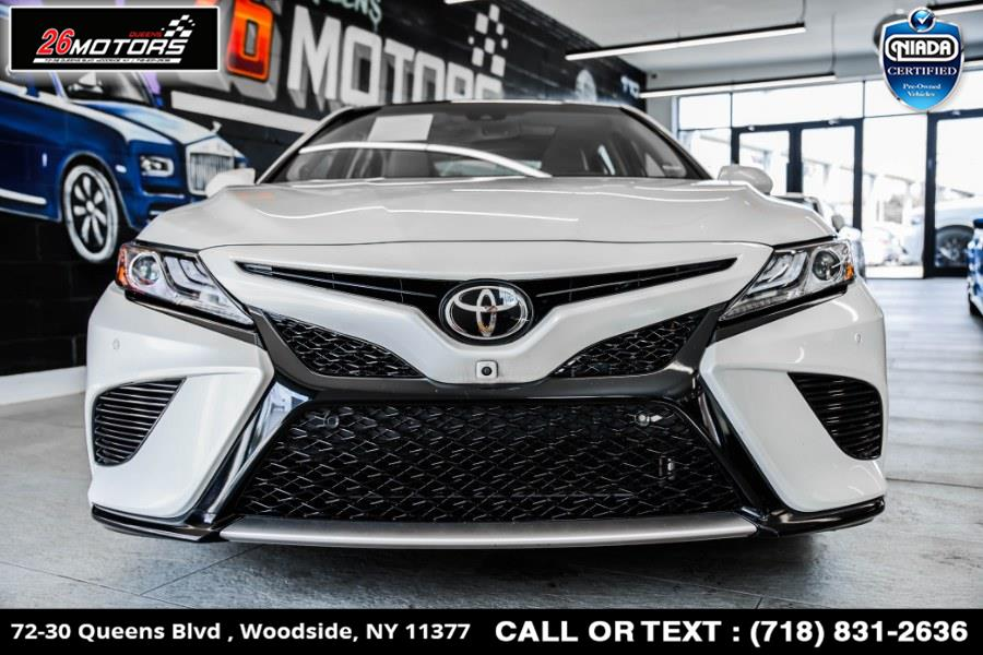 Used Toyota Camry XSE Auto (Natl) 2018 | 26 Motors Queens. Woodside, New York