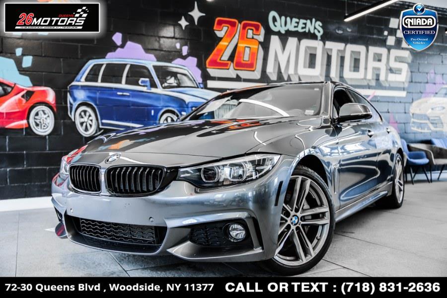 Used 2018 BMW 4 Series in Woodside, New York | 26 Motors Queens. Woodside, New York