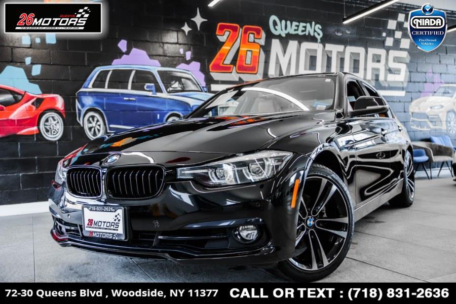 Used 2018 BMW 3 Series in Woodside, New York | 26 Motors Queens. Woodside, New York