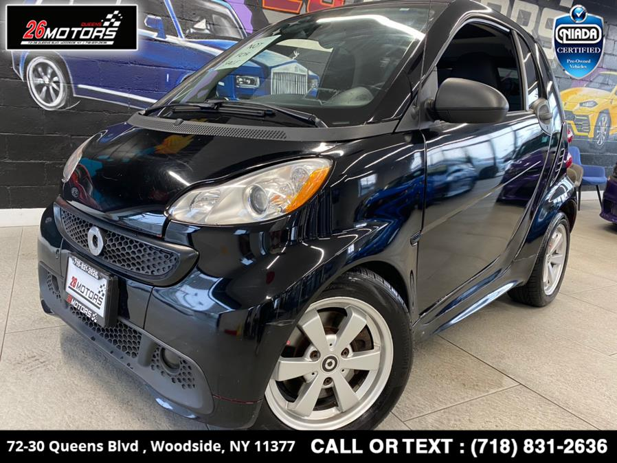 Used 2013 Smart fortwo in Woodside, New York | 26 Motors Queens. Woodside, New York