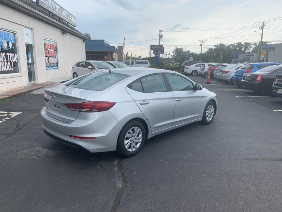 Used Hyundai Elantra SE 2.0L Auto (Alabama) 2017 | Diamond Auto Cars LLC. Vernon, Connecticut