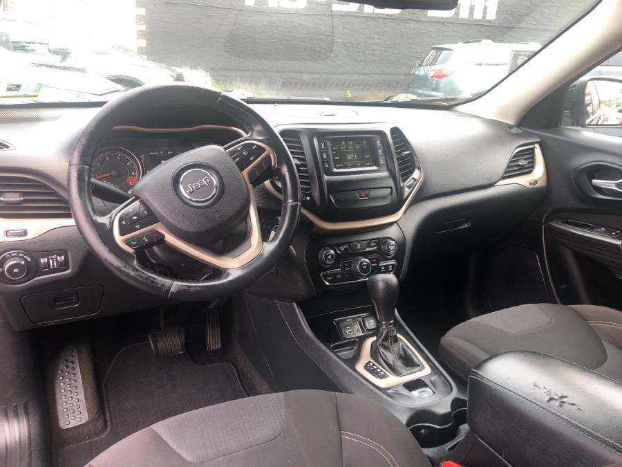 Used Jeep Cherokee FWD 4dr Latitude 2015   Champion Auto Sales. Bronx, New York
