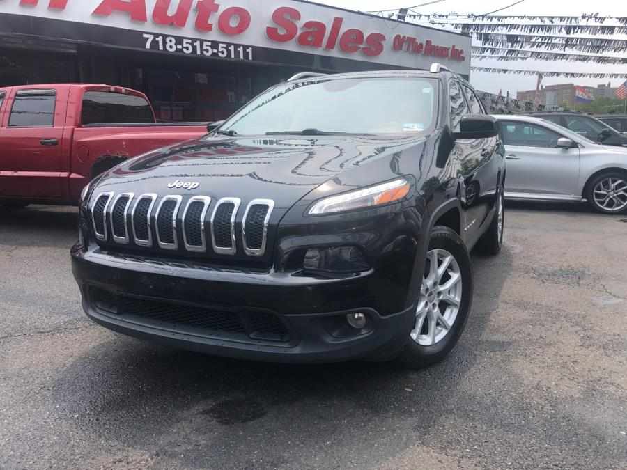 Used 2015 Jeep Cherokee in Bronx, New York | Champion Auto Sales. Bronx, New York