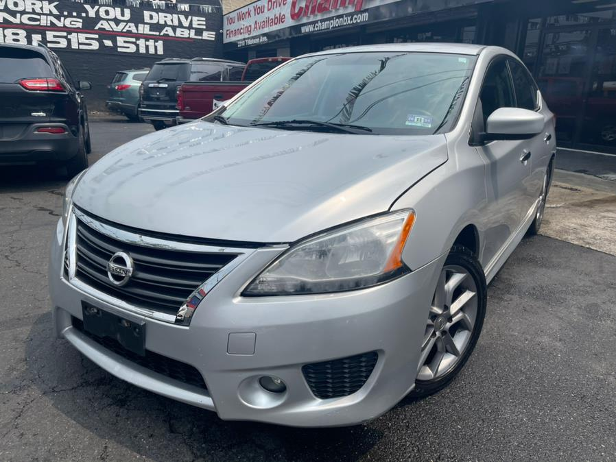 Used 2013 Nissan Sentra in Bronx, New York | Champion Auto Sales. Bronx, New York