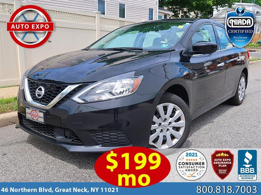 Used 2019 Nissan Sentra in Great Neck, New York | Auto Expo Ent Inc.. Great Neck, New York