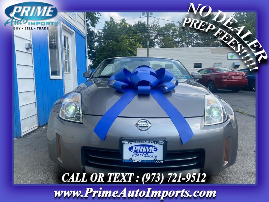 Used Nissan 350Z 2dr Roadster Manual Touring 2007 | Prime Auto Imports. Bloomingdale, New Jersey