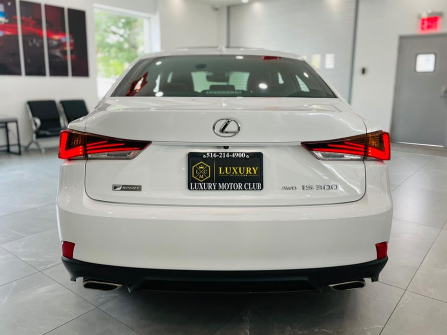 Used Lexus IS IS 300 F SPORT AWD 2019 | C Rich Cars. Franklin Square, New York