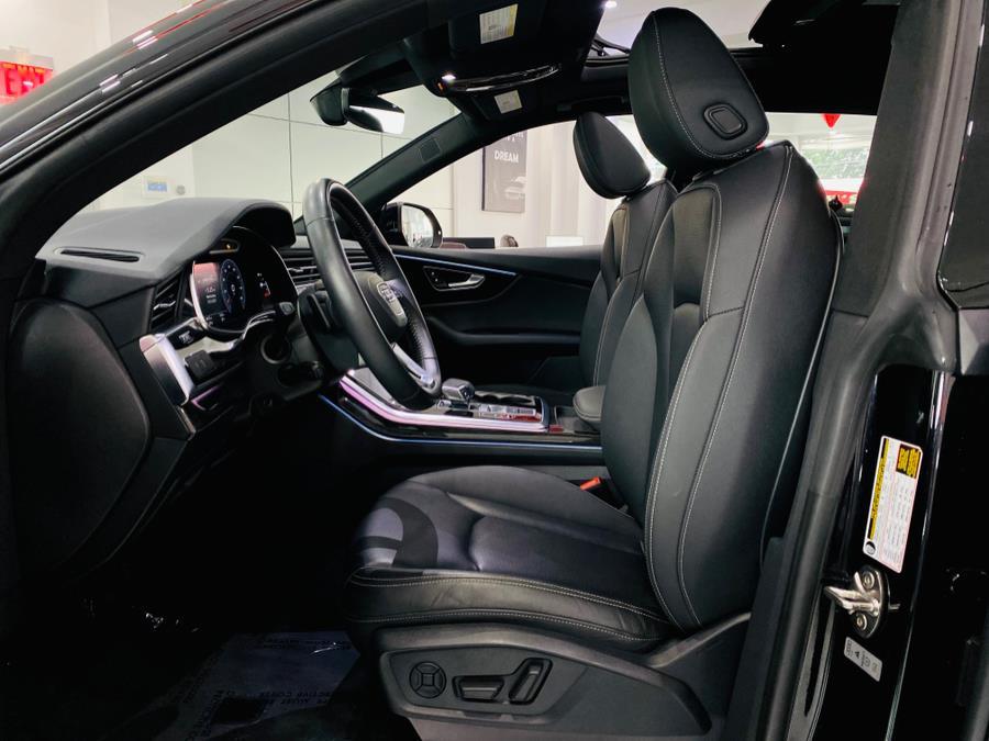 Used Audi Q8 Premium Plus 55 TFSI quattro 2020 | C Rich Cars. Franklin Square, New York