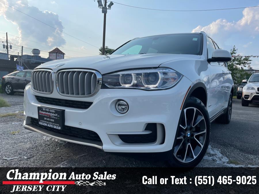Used BMW X5 xDrive35i Sports Activity Vehicle 2018 | Champion Auto Sales of JC. Jersey City, New Jersey