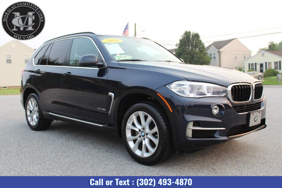 Used BMW X5 AWD 4dr xDrive35i 2016   Morsi Automotive Corp. New Castle, Delaware
