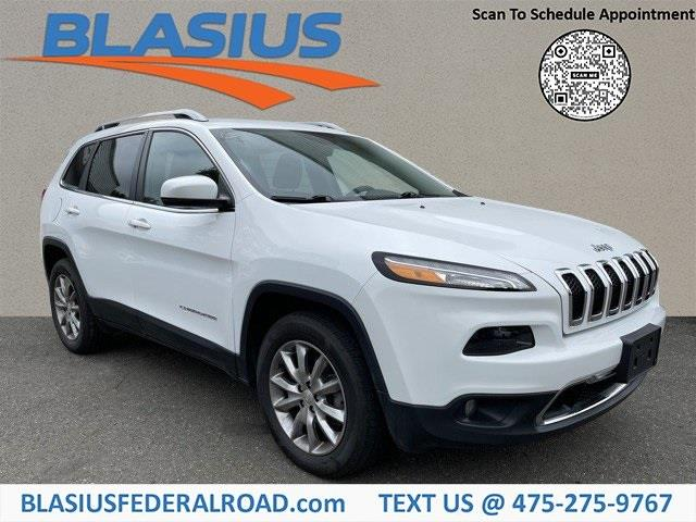 Used Jeep Cherokee Limited 2018 | Blasius Federal Road. Brookfield, Connecticut