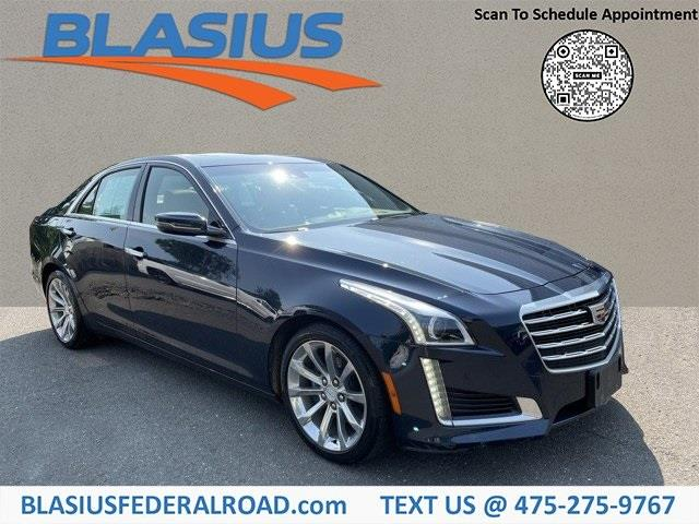 Used Cadillac Cts 2.0L Turbo Luxury 2017   Blasius Federal Road. Brookfield, Connecticut