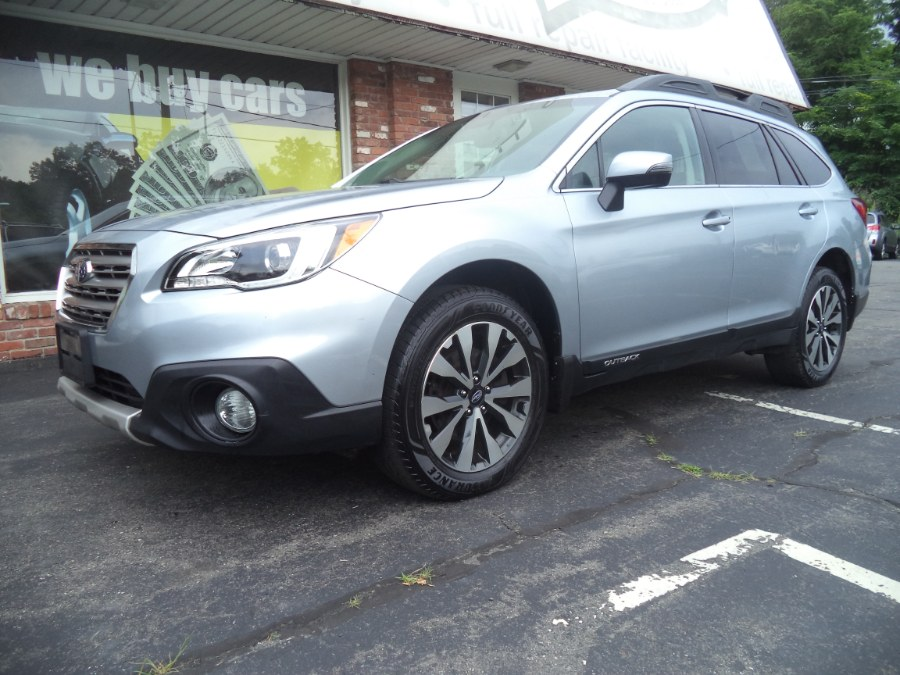 Used 2016 Subaru Outback in Naugatuck, Connecticut | Riverside Motorcars, LLC. Naugatuck, Connecticut