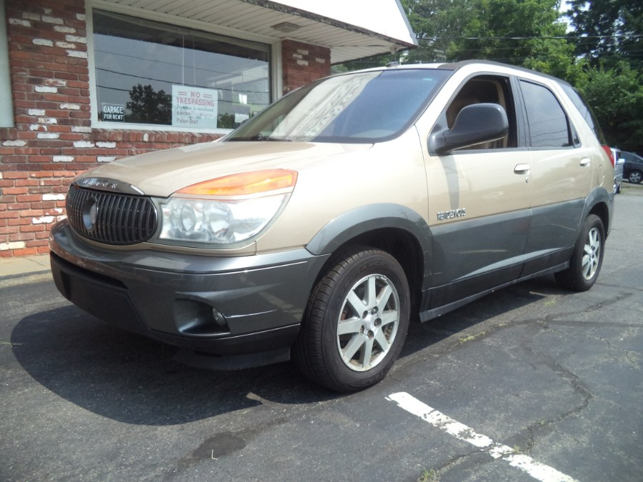 Used 2003 Buick Rendezvous in Naugatuck, Connecticut   Riverside Motorcars, LLC. Naugatuck, Connecticut