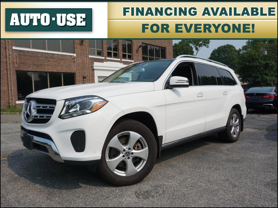 Used Mercedes-benz Gls GLS 450 2018 | Autouse. Andover, Massachusetts