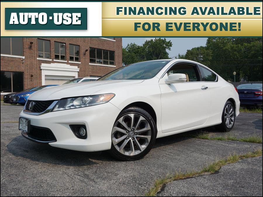Used Honda Accord EX-L V6 2015 | Autouse. Andover, Massachusetts