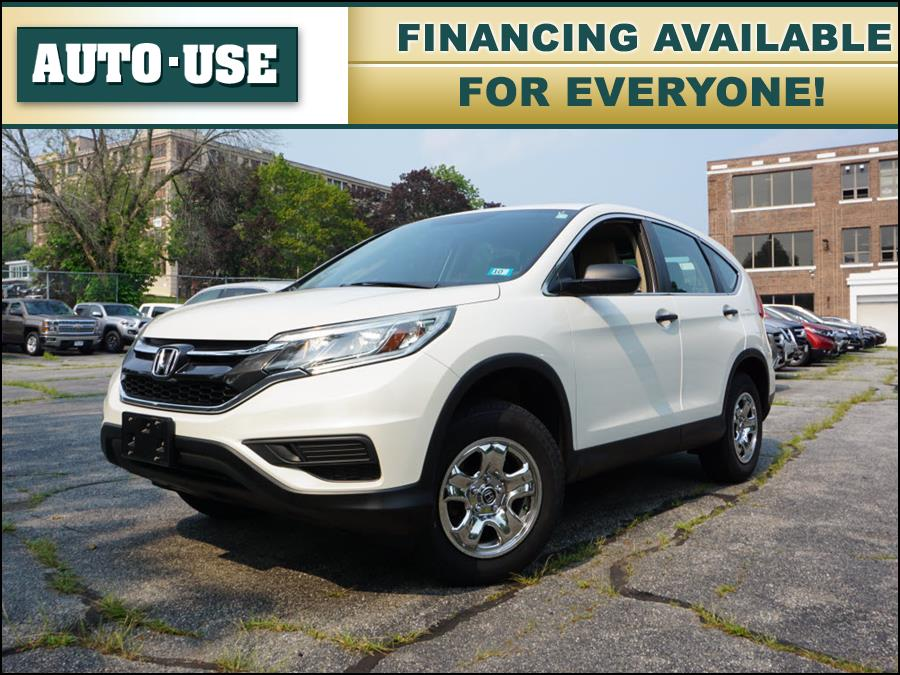 Used Honda Cr-v LX 2015 | Autouse. Andover, Massachusetts