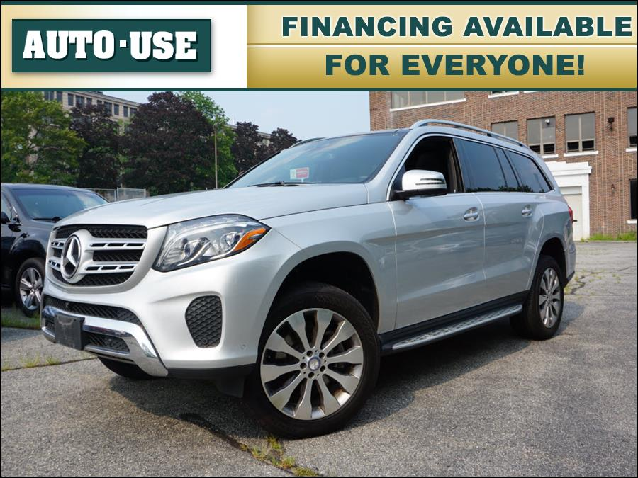 Used Mercedes-benz Gls GLS 450 2017   Autouse. Andover, Massachusetts