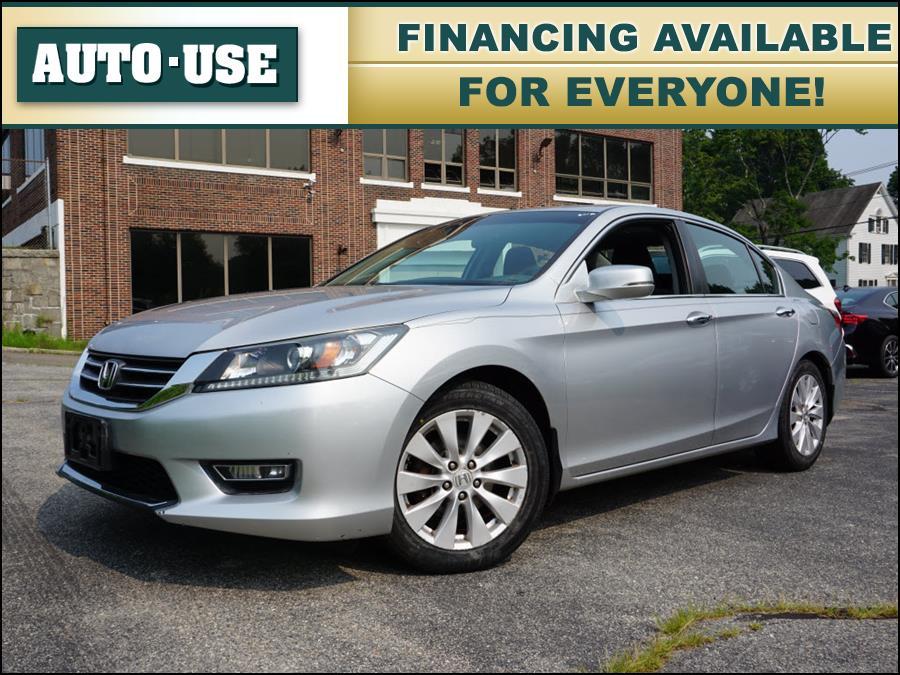 Used Honda Accord EX 2013 | Autouse. Andover, Massachusetts
