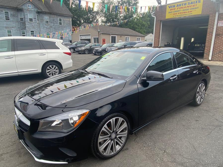 Used Mercedes-Benz CLA CLA 250 4MATIC Coupe 2017 | VEB Auto Sales. Hartford, Connecticut