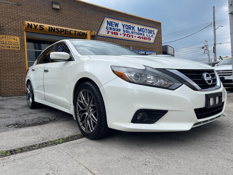 Used Nissan Altima 2.5 SV Sedan 2017 | New York Motors Group Solutions LLC. Bronx, New York