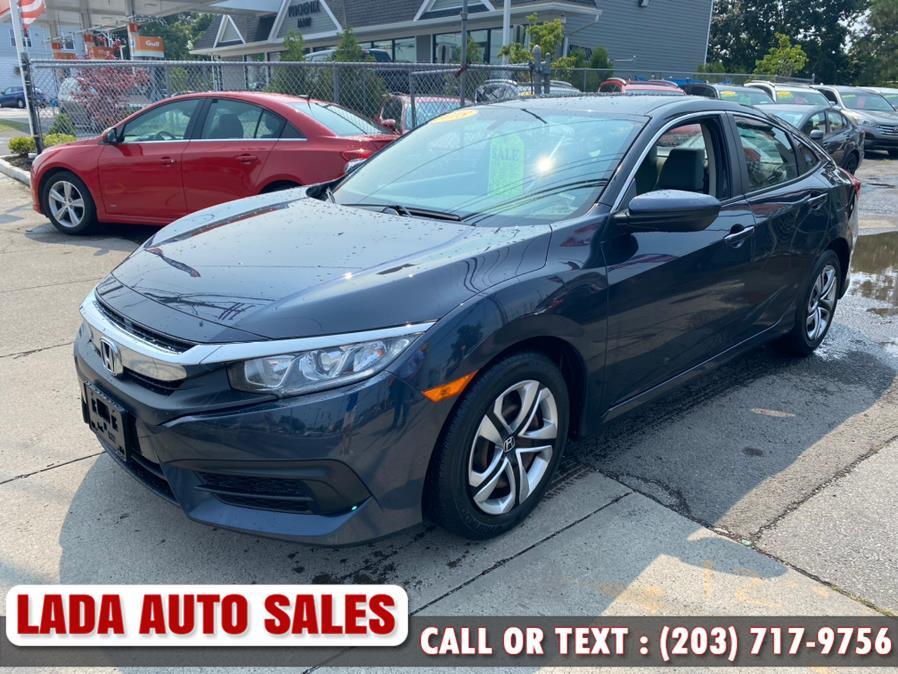 Used Honda Civic Sedan LX CVT 2018 | Lada Auto Sales. Bridgeport, Connecticut
