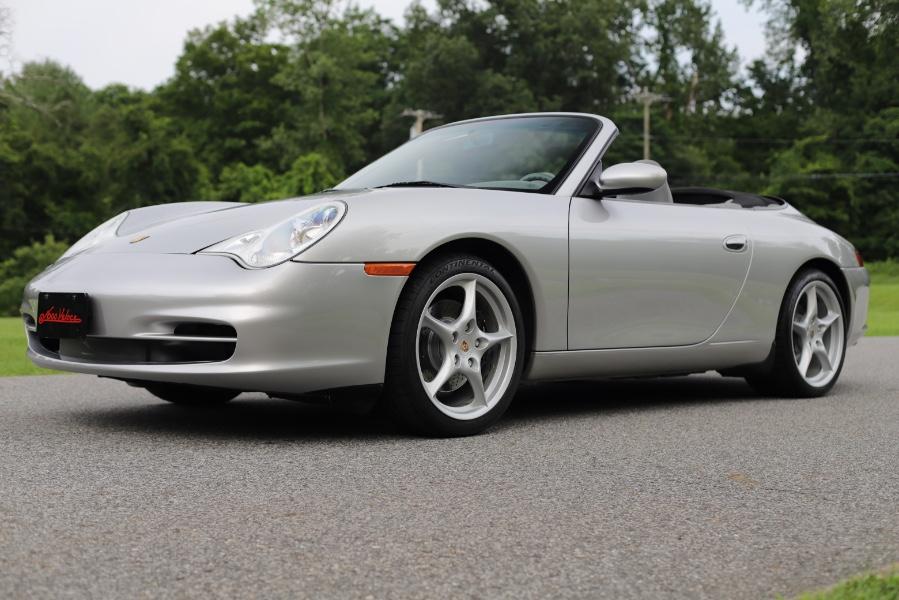 Used Porsche 911 2dr Cabriolet Carrera 6-Spd Manual 2004 | Meccanic Shop North Inc. North Salem, New York