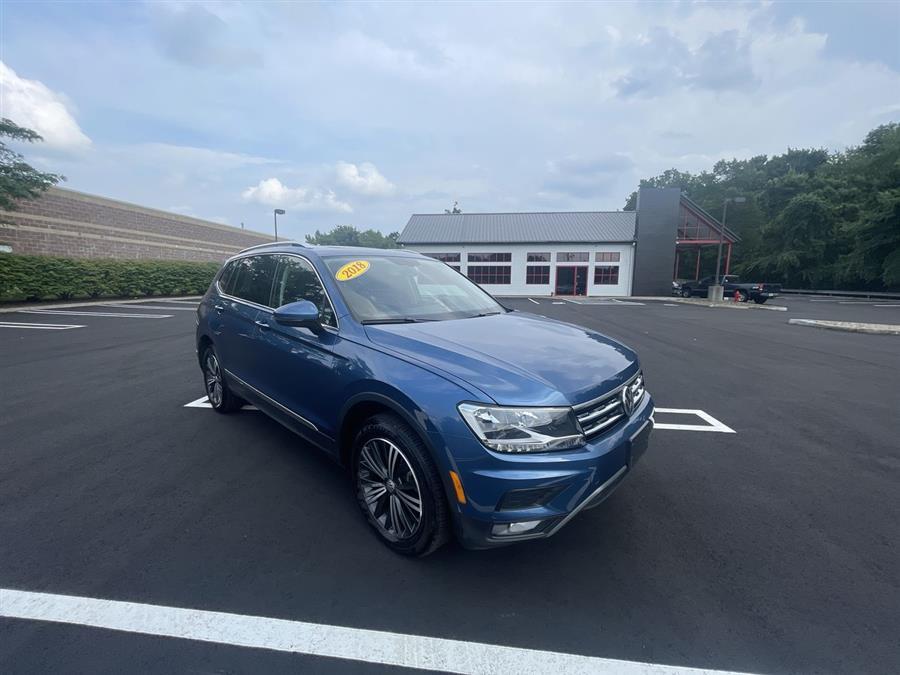 Used 2018 Volkswagen Tiguan in Stratford, Connecticut | Wiz Leasing Inc. Stratford, Connecticut