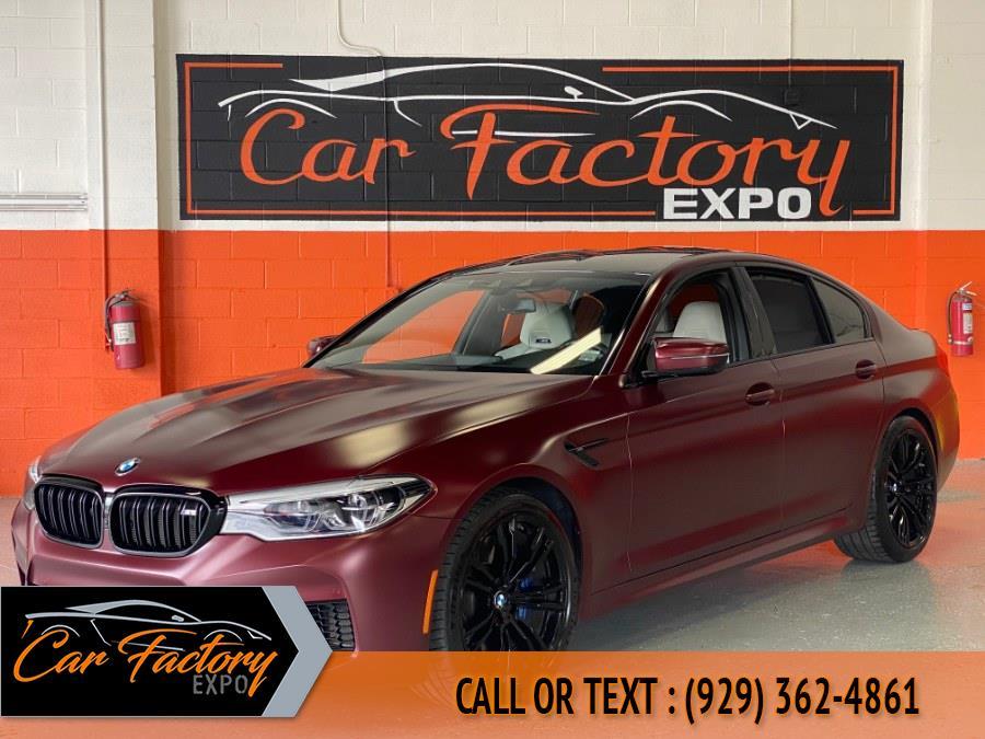 Used BMW M5 Sedan 2018 | Car Factory Inc.. Bronx, New York