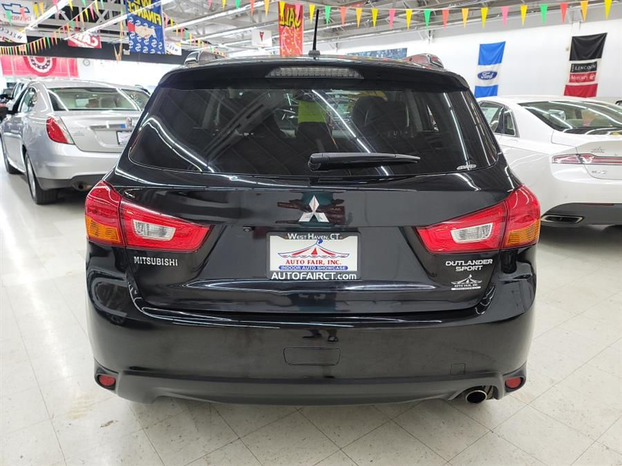 2014 Mitsubishi Outlander Sport AWD 4dr CVT SE, available for sale in West Haven, CT
