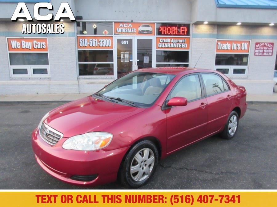 Used 2006 Toyota Corolla in Lynbrook, New York | ACA Auto Sales. Lynbrook, New York