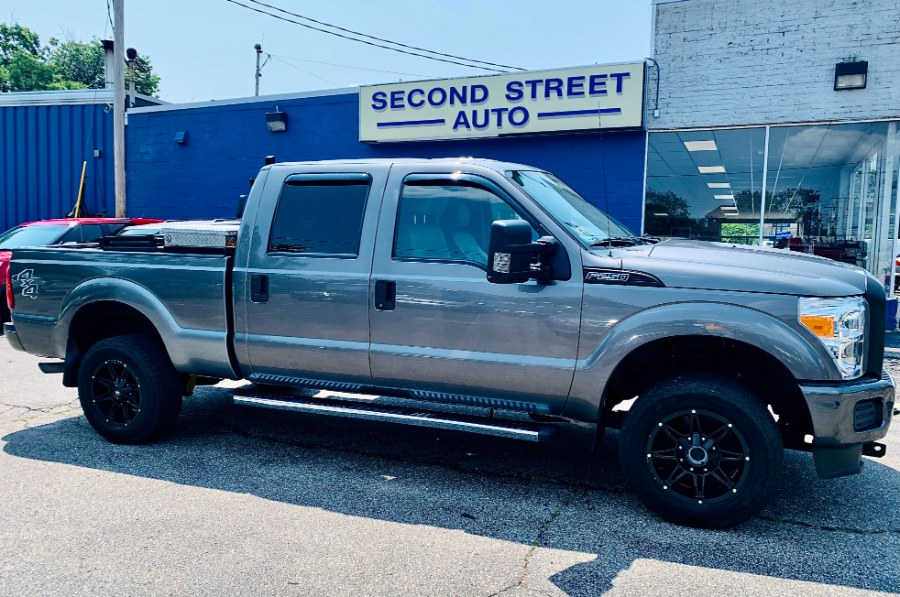 Used 2014 Ford Super Duty F-250 SRW in Manchester, New Hampshire | Second Street Auto Sales Inc. Manchester, New Hampshire