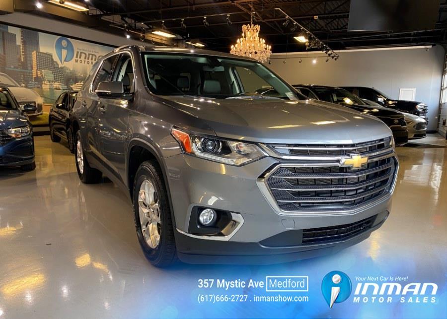 Used Chevrolet Traverse FWD 4dr LT Leather 2020 | Inman Motors Sales. Medford, Massachusetts