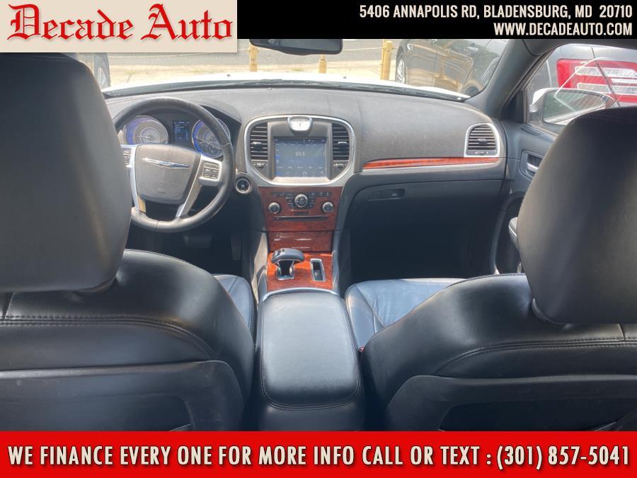 Used Chrysler 300 4dr Sdn RWD 2014 | Decade Auto. Bladensburg, Maryland