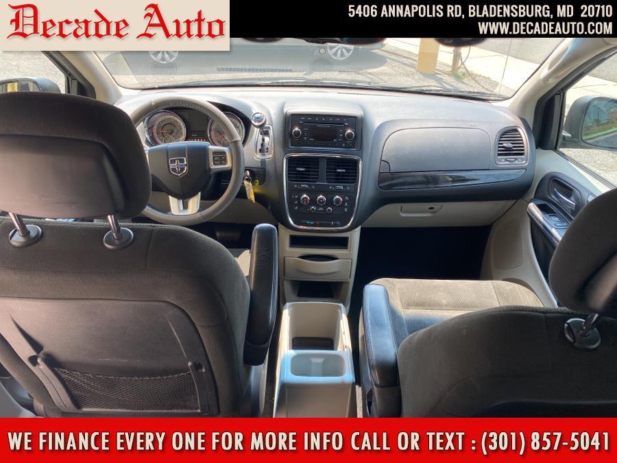 Used Dodge Grand Caravan 4dr Wgn SE 2015 | Decade Auto. Bladensburg, Maryland