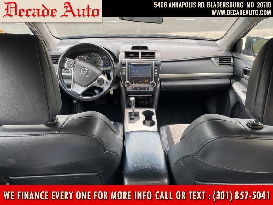 Used Toyota Camry 2014.5 4dr Sdn I4 Auto SE (Natl) 2014   Decade Auto. Bladensburg, Maryland