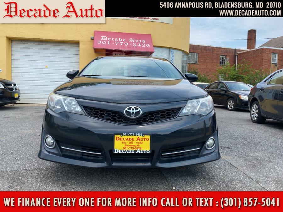 Used 2014 Toyota Camry in Bladensburg, Maryland | Decade Auto. Bladensburg, Maryland