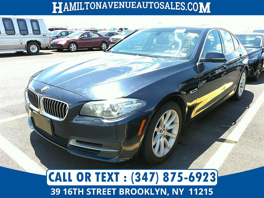 2014 BMW 5 Series 4dr Sdn 535i xDrive AWD, available for sale in Brooklyn, NY