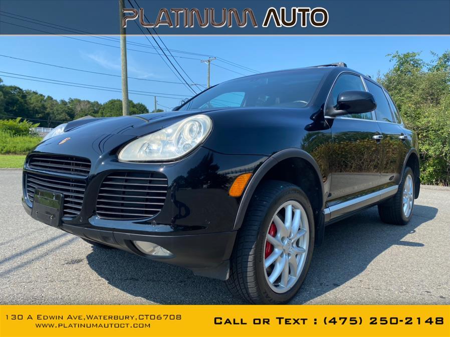 Used 2006 Porsche Cayenne in Waterbury, Connecticut | Platinum Auto Care. Waterbury, Connecticut