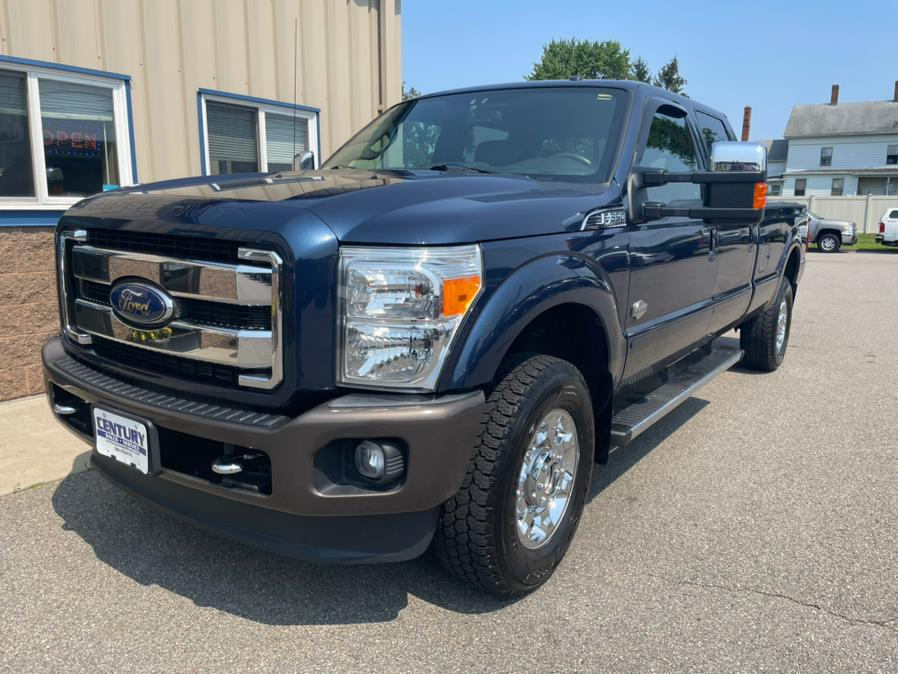 Used 2015 Ford Super Duty F-350 SRW in East Windsor, Connecticut | Century Auto And Truck. East Windsor, Connecticut