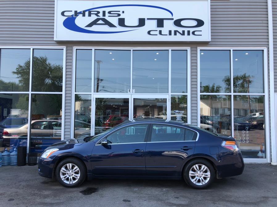 Used Nissan Altima 4dr Sdn I4 CVT 2.5 SL 2012 | Chris's Auto Clinic. Plainville, Connecticut