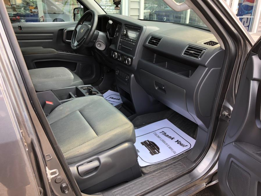 Used Honda Ridgeline 4WD Crew Cab RT 2010 | Chris's Auto Clinic. Plainville, Connecticut
