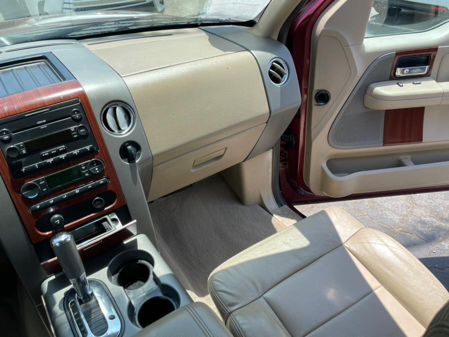 "Used Ford F-150 Supercab 133"" Lariat 2005   Green Light Auto. Corona, California"